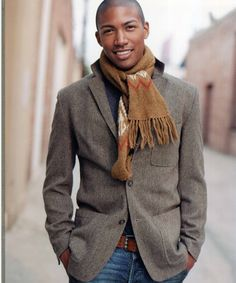 Luv men with a perfect smile...Perfectly styled