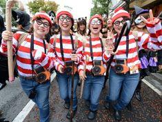 Gruppenkostüme für Fasching - Karnevalskostüme für Klein und Groß - http://freshideen.com/art-deko/contemporary/gruppenkostume-fasching-karnevalskostume.html