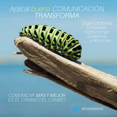 Sin duda: la buena comunicación es un elemento transformador de las personas y de las organizaciones. Comunicar más y mejor es siempre el camino para el cambio efectivo. #comunicacióneficaz #comunicaciónestratégica #comunicacióncorporativa #comunicación #comunicacióndigital #desarrollopersonal #liderazgo #management #loquenosecomunicanoexiste
