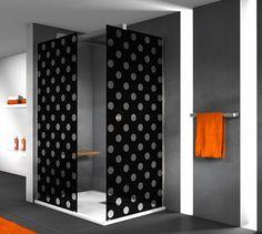 Klebefolie für Duschkabine Möbel & Wohnen Duschkabinen Folien 318911