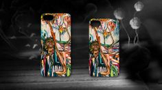 'Emily Dreaming Of If' by Maria Richardson. #Dreams #Aboriginal #Australia #Artworks #iPhone #Cases
