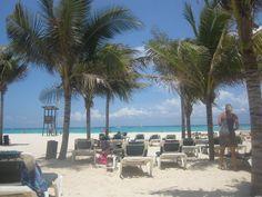 Riu Playacar Resort in Playa Del Carmen, Mexico