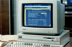 Tandy 2500 XL: My pop's 2nd PC. This brought 286 10Mhz power to our household along with VGA graphics. It was a productivity PC, but Dad got plenty of Flight Sim, Red Baron and Jet Fighter II in. When he first got it I brought my Prince of Persia floppy down which I had previously only played on CGA and was blown away at how beautiful it looked in VGA. Dad was a big user of DeskMate back then and got a lot of use out of it. He still has the 2500 XL, we plan to set it back up someday.