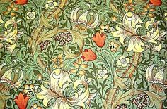 william morris wallpaper study | Very Brief Guide To Design Movements – Art and Crafts | The Grey ...