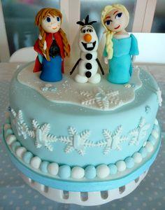 frozen themed cake more cakes frozen themed bakes for fun