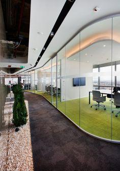 Cigna Finance Office by Bakırkure Architects - Office Snapshots