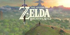 Posible fecha de salida de Zelda: Breath of the Wild confirma retraso