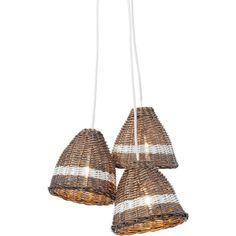 Rattan-Deckenleuchte   Deckenleuchten   Beleuchtung   Wohnen   Impressionen DE