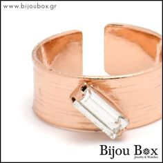 Bijou Box, Matching Necklaces, Rose Gold Plates, Cuff Bracelets, Great Gifts, Swarovski, Bronze, Earrings, Accessories