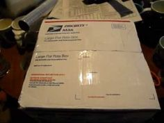 Ebay SHIPPING TIP For USPS Priority Mail | Make Money On Ebay | How To S...