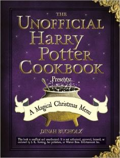 Looking for some creative cooking ideas with a magical twist? Why not have your scouts create a magical Christmas dinner straight out of Harry Potter. The Unofficial Harry Potter Cookbook Presents...