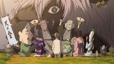 Natsume's Book of Friends Four via animeviking - http://otakufanart.com/natsume-yuujinchou-shi/