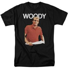 Cheers Woody Adult T-Shirt
