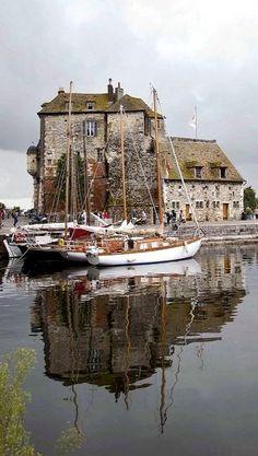 Honfleur, Basse-Normandie, France