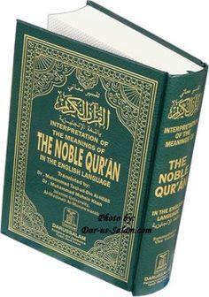 Arabic Text, Quran Arabic, Books On Islam, English Books Pdf, Noble Quran, Modern English, Books To Buy, English Language, Ramadan