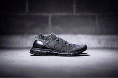 sports shoes ee13a f1b2c The adidas UltraBOOST Uncaged Gets an All-Black Makeover Adidas Uncaged,  Ultraboost Uncaged,