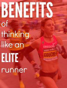 What you can learn from the mindset of elite runners
