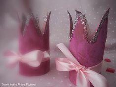 Siamo tutte Mary Poppins  : Segnaposti, corone e brillantini #1 pin al mese
