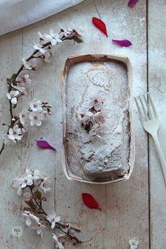 To be Gourmet: Plum cake de frutas escarchadas y Baileys. Receta.