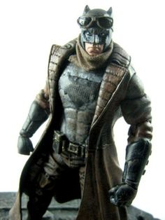 Batman Desert Camo, Dawn of Justice (Movie Masters) Custom Action Figure