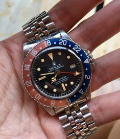 744e87e2ae4 Watches Ideas GMT Discovred by   Todd Snyder