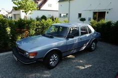 Saab 99 GL 5 Speed Bj. 1984