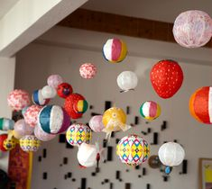 Kami Fusen ballons  / see also Olivelse