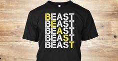 Beast Athlete T-Shirt from SportzTeez Apparel | Teespring