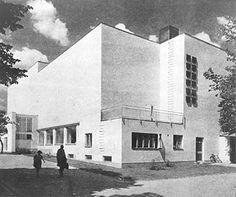 Viipuri Library, alvar alto, Finland, 1927, geometric modern