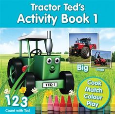 TCS - TRACTOR TED - Tractor Ted http://www.tincknellcountrystore.co.uk/search.asp?search=tractor+ted&refpage=all