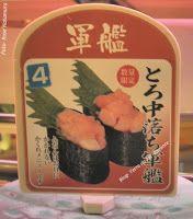 Meu espelho que o diga: A origem do sushi