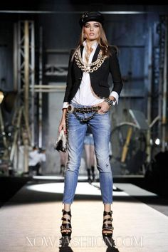 DSQUARED — Fashion Board of Vlad - NOWFASHION