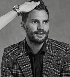 WEBSTA @ fifty_shades_obsession - New outtake of Jamie for @icon_elpais #JamieDornan #ChristianGrey #FiftyShades