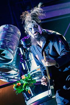 jim root - slipknot guitarist