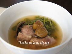 The Chinese Soup Lady & Chinese Soup Recipes » Blog Archive » Luo Han Guo in Watercress Soup