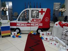 Culto das Crianças Church Activities, Preschool Activities, Medical Party, Jesus In The Temple, Bible Crafts For Kids, Vacation Bible School, Ideas Para Fiestas, Kids Church, Sunday School