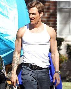 Matthew McConaughey /  True Detective