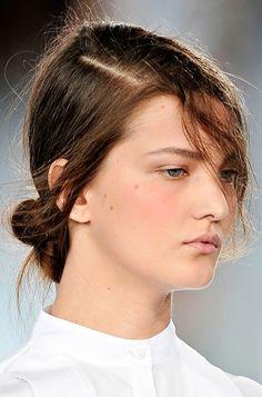 Runway hair 2012