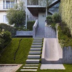 Escaleras + diversion