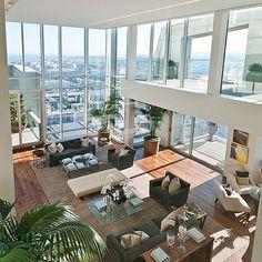 Regis Penthouse In San Francisco By Interior Design Firm Orlando Diaz Azcuy  Design Associates
