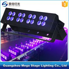 Check out this product on Alibaba.com App:dj disco party equipment 16x3w light bar uv led stage light https://m.alibaba.com/rQbQZz