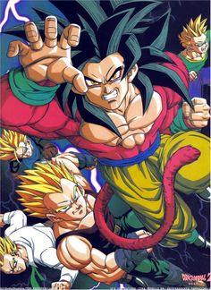80s & 90s Dragon Ball Art: Photo