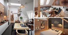 This Contemporary Loft Apartment Was Built Inside A 19th Century Building