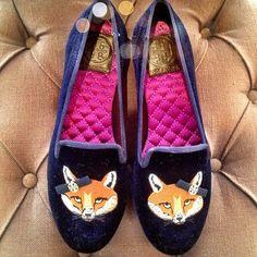 Tory burch smoking slippers