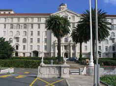 Groote Schuur Hosptial Cape Town South Africa, Street View, Memories, Mansions, House Styles, Travel, Home, Decor, Memoirs