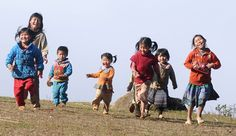 The life of children in Sapa