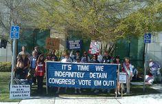 Indefinitely detain congress