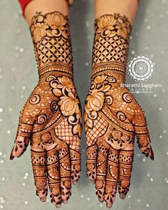 30 Lotus Mehndi Designs For Your Gorgeous Henna Design Basic Mehndi Designs, Floral Henna Designs, Latest Bridal Mehndi Designs, Indian Mehndi Designs, Henna Art Designs, Mehndi Designs 2018, Stylish Mehndi Designs, Mehndi Designs For Girls, Mehndi Design Pictures