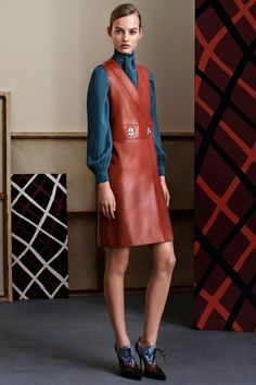 Gucci Pre-Fall 2015 Runway – Vogue