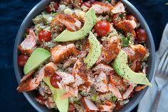 Quinoa-Salmon,-and-Avocado-Salad-Beauty